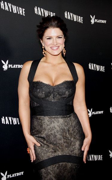 Gina Carano Hottest Photos | Sexy Near-Nude Pictures, GIFs