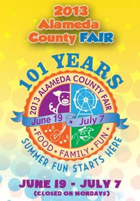 Alameda County Fair You don't want to miss it