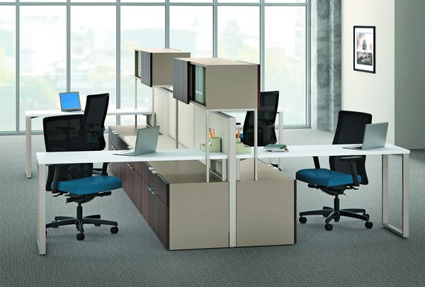Voi Offers Desk And Storage Solutions For Every Application Private  Offices, Semi Private Offices, Open Plan, Collaborative, And More. Learn  More About Voi.