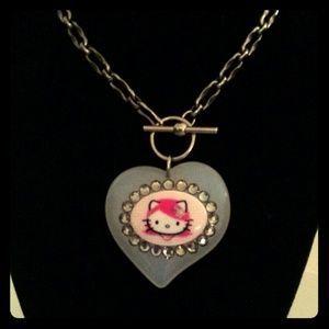 Tarina Tarantino Jewelry - 💗Tarina Tarantino Pink Head Collection Necklace