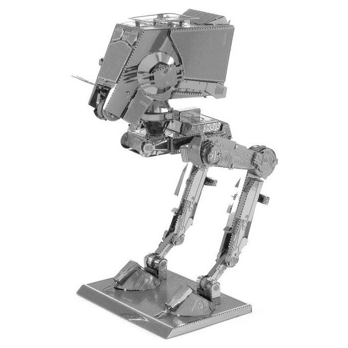 Three-Dimensional Jigsaw Puzzle Assembled Model Stainless Steel ATST Educational Children Toy