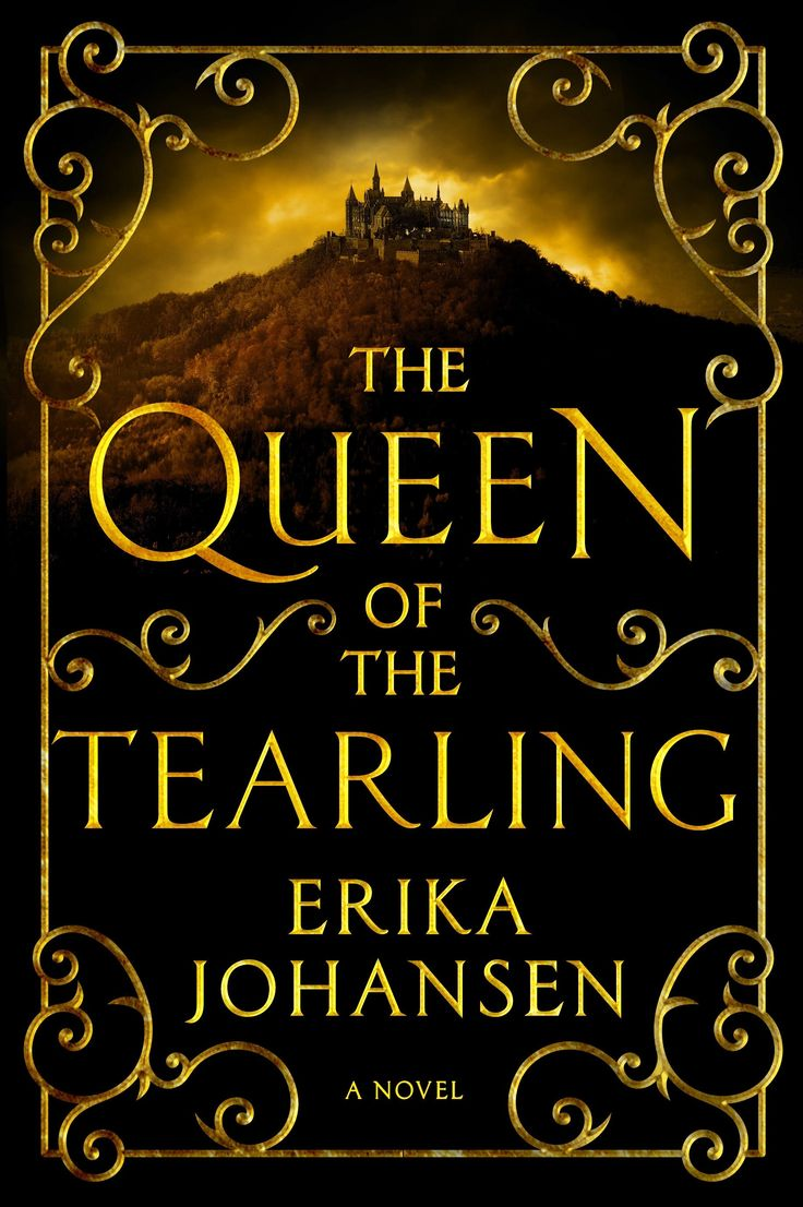 The Queen of the Tearling by Erika Johansen / August 2016
