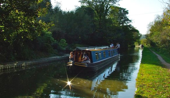 Oxfordshire Narrowboats holidays - Oxford City and Canal