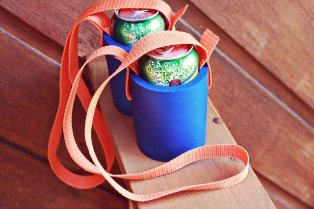 camping cozie 1: Cozie, Beverages Coozi, Diy Beverages, Apples Rivers, Floating Trips Camps, Beverages Koozie, Camping Floating Trips, Camps Cozy, Drinks