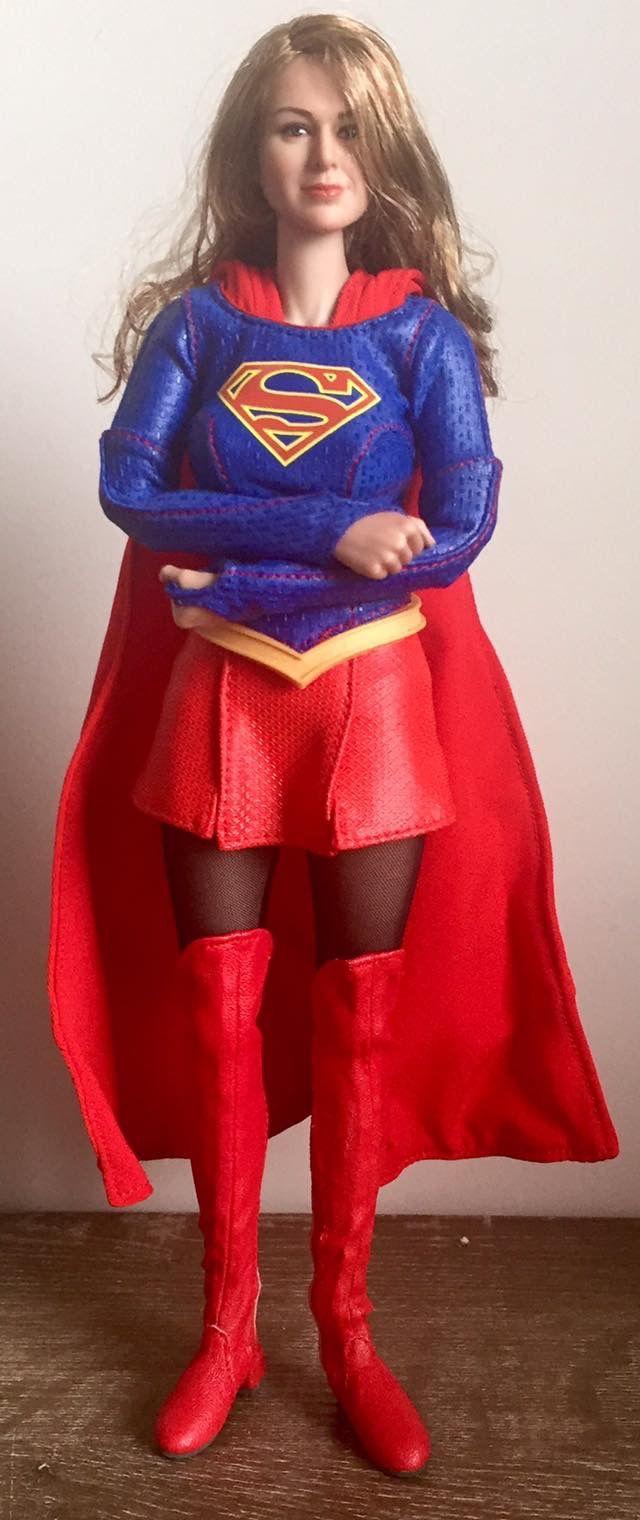 Supergirl...