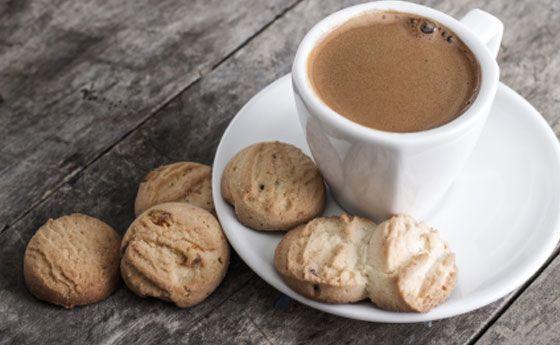 Dolci senza burro: biscotti al caffè per fare un carico di energia! | Cambio cuoco