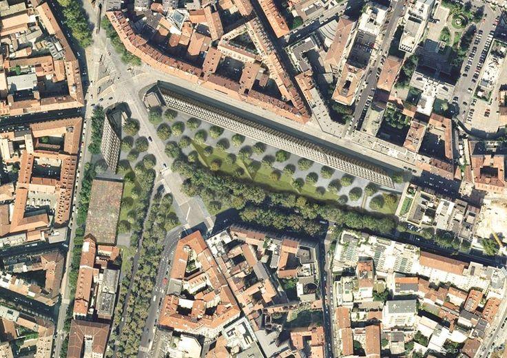 Porta Volta Fondazione Feltrinelli, Milano, 2016 - Herzog & de Meuron