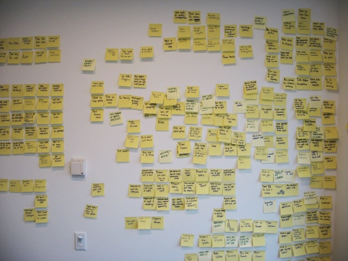 Post-It Note Madness