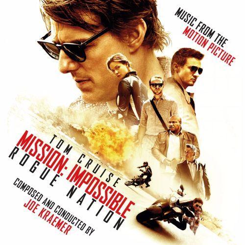 BSO: Mission impossible: rogue nation (Misión imposible: nación secreta)