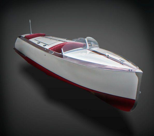 Inboard runabout / dual-console / classic SPEED 21 Silverkey Classics