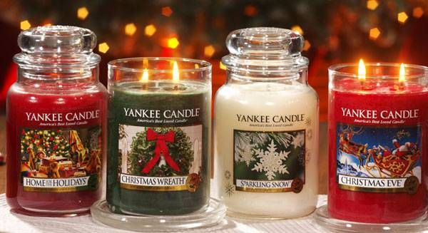 Yankee Candles are the best!