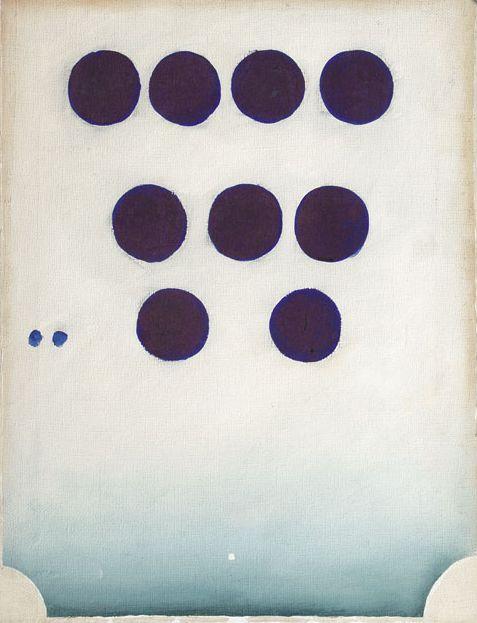 vjeranski   Stanisław Fijałkowski 4 X 1969, 1969 oil, canvas...