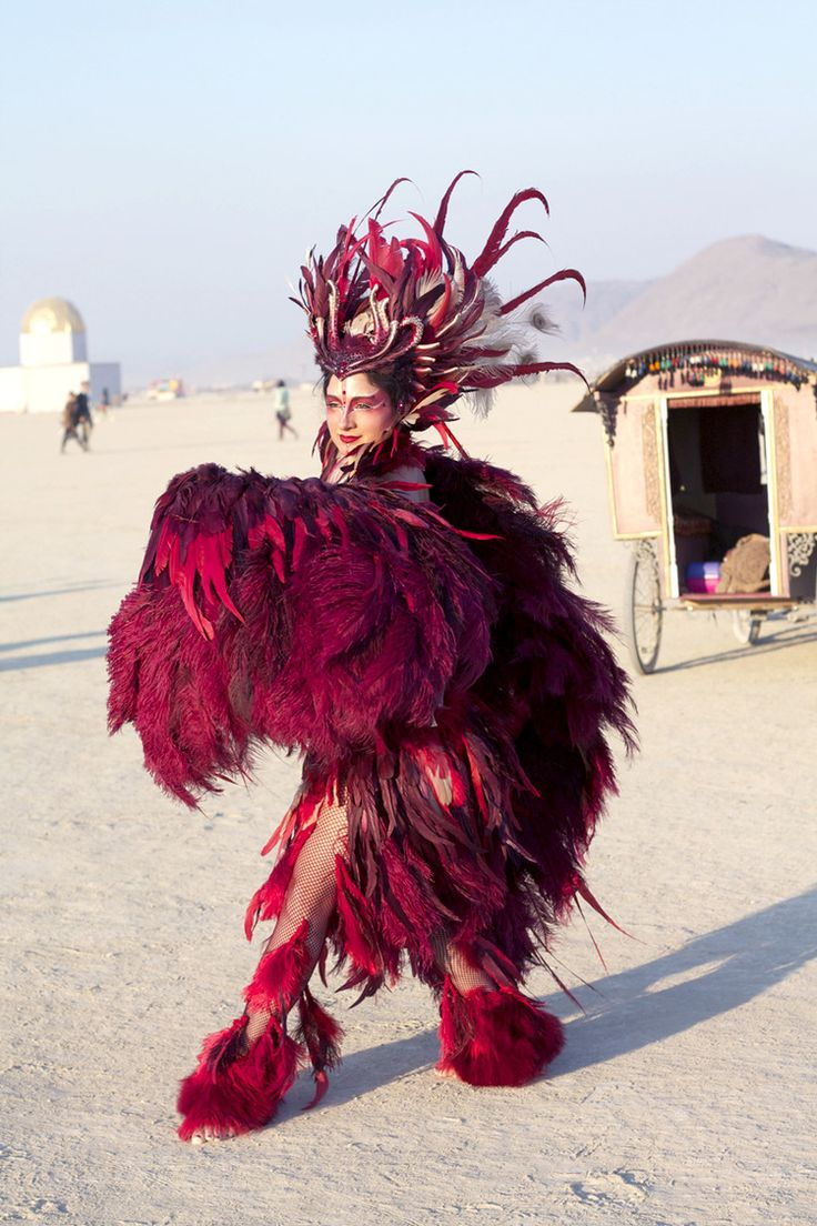Burning Man 2014 Photography by Kate Bello…