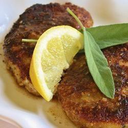 Parmesan Sage Pork Chops Allrecipes.com...flavors were wonderful, and ...