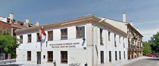 CEPA Mariano José de Larra. Centro de Educación de Personas Adultas. Graduado en ESO. #formación #ESO