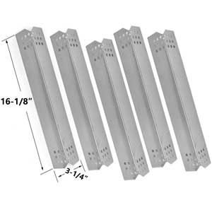 5 PACK REPLACEMENT STAINLESS STEEL HEAT RADIANT FOR KITCHEN AID, NEXGRILL 720-0336B, 720-0336C, 720-0336D, 720-0709, 720-0709B, 720-0709C, 720-0720, 720-0727 GAS GRILL MODELS Fits Compatible KitchenAid Models : 720-0336D , 720-0709C , 720-0727 , 720-0733 , 720-0733A , 720-0745 , 720-0745A , 720-0826 , 720-0893 , 730-0336D Read More @http://www.grillpartszone.com/shopexd.asp?id=33567&sid=36114