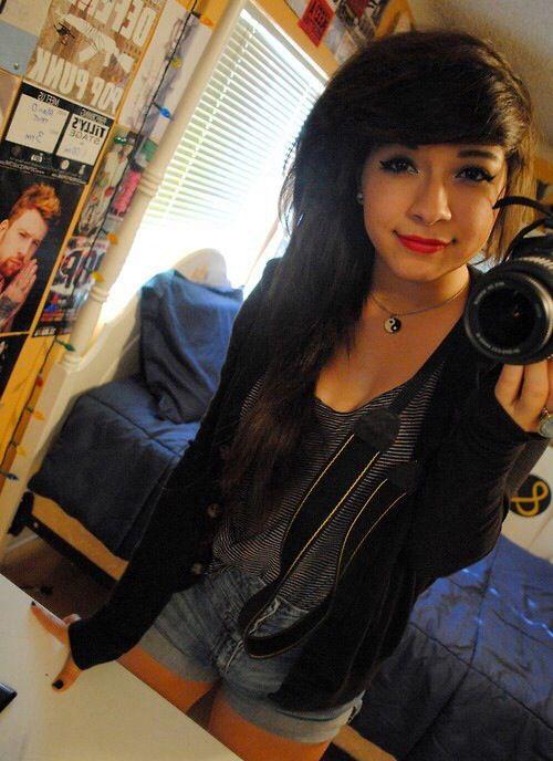 Beautyful Emo Selfie Emo Girls Pinterest Emo Emo