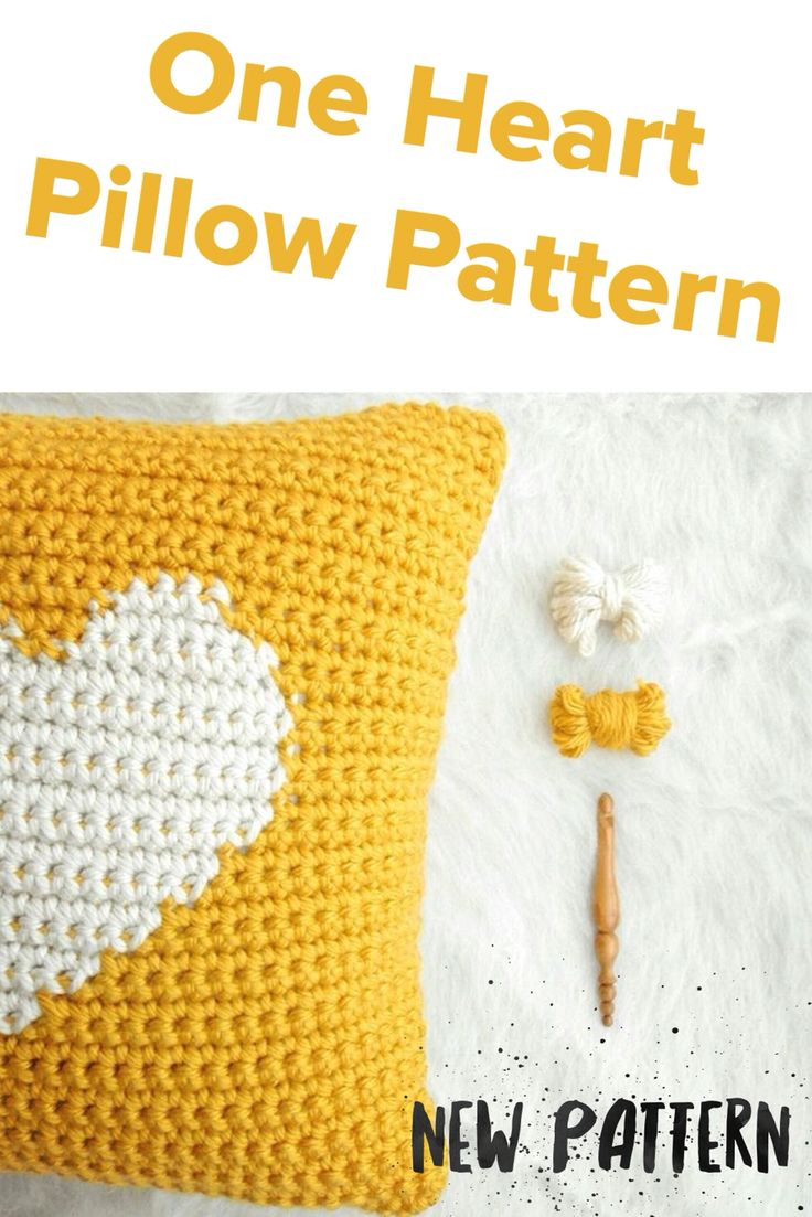 Easy crochet pattern - Imagine the color combinations!!