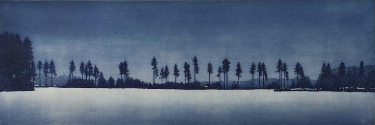 Jon Olav Helle - Vinter, skumring