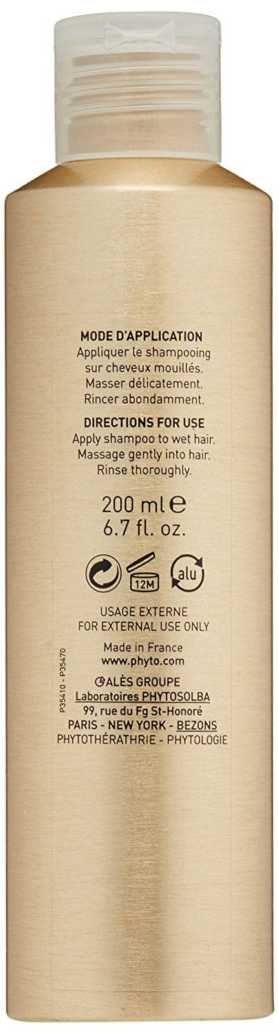 PHYTO Phytoelixir Intense Nutrition Shampoo ** Read more details by clicking on the image. #hairsandstyles
