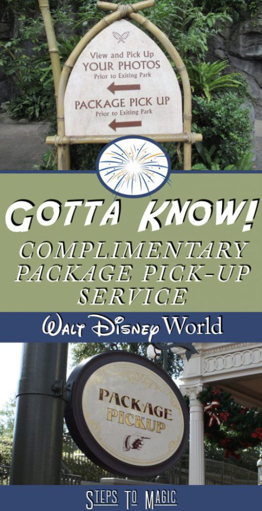 3 Things to Know about Package Pick-Up at the Walt Disney World Resort There are a few things that we dislike more than having to carry bags while on vacation, let alone expensive, bulky or heavy things! Disney listened – thus we introduce 'Package Pickup' Let's start with an official overview of the program, as …