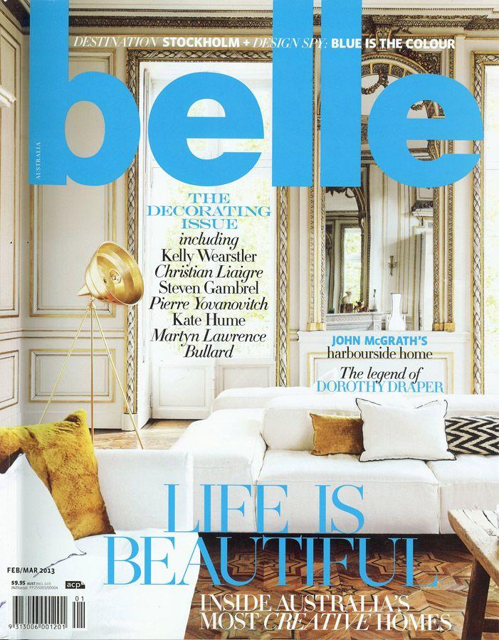 Editorial Belle Feb Mar