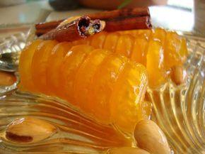 κολοκύθα γλυκό κουταλιού με αρίδα και όχι μόνο! ~ ΜΑΓΕΙΡΙΚΗ ΚΑΙ ΣΥΝΤΑΓΕΣ