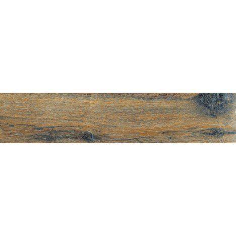 Carrelage sol et mur brun dor effet bois volga x l for Carrelage 80 80