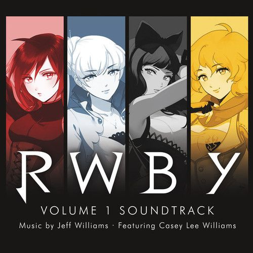 """ RWBY Soundtrack Red Like Roses: Part II - Jeff Williams feat. Casey Lee Williams & Sandy Casey """