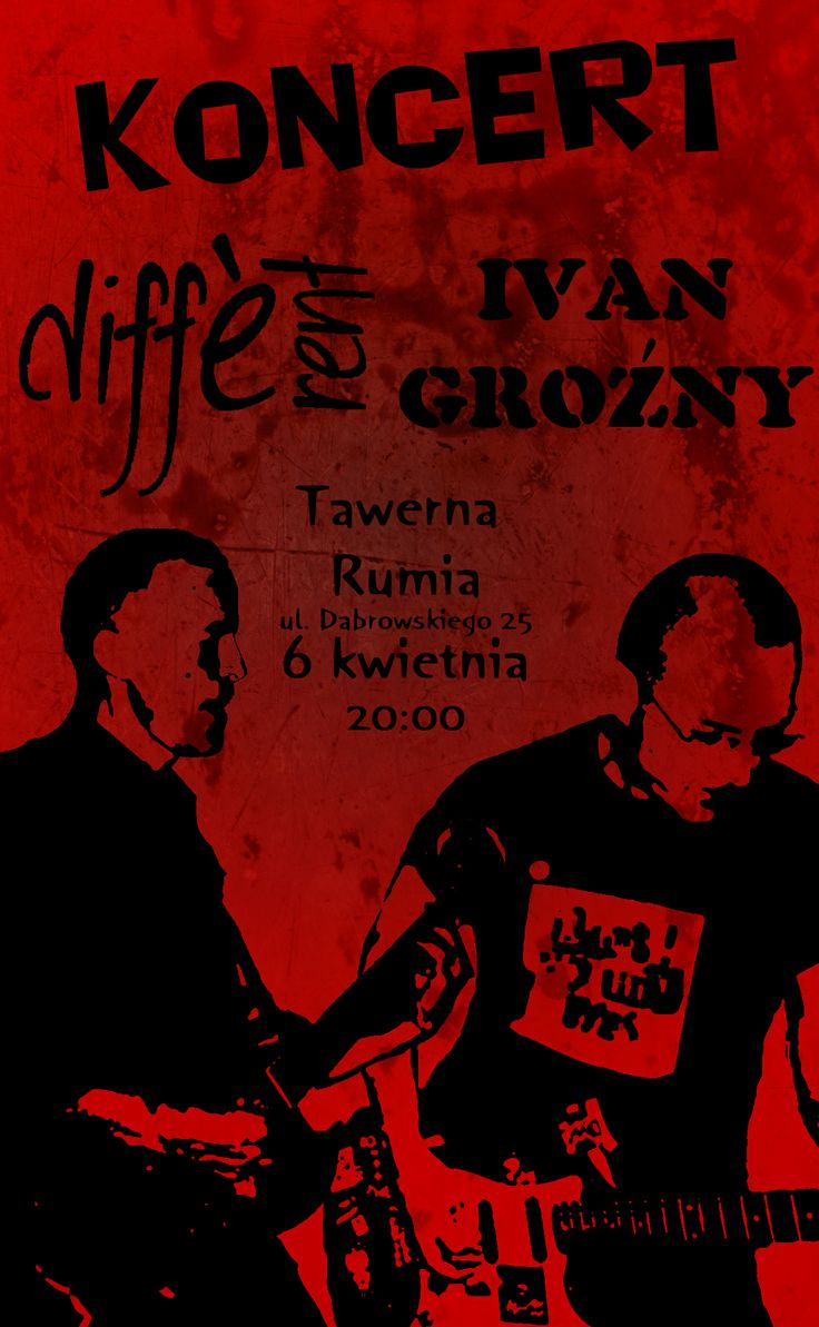 Koncert Different i Ivan Groźny