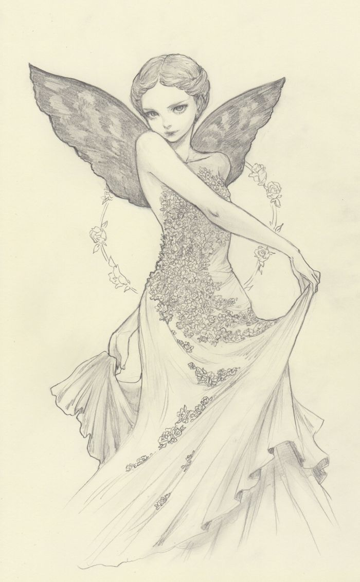Illustrations by Jasmin Darnell dA l tumblr l society6 l storenvy
