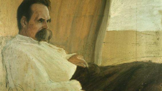 8 pinturas de Nietzsche que te enseñarán sobre vacío existencial