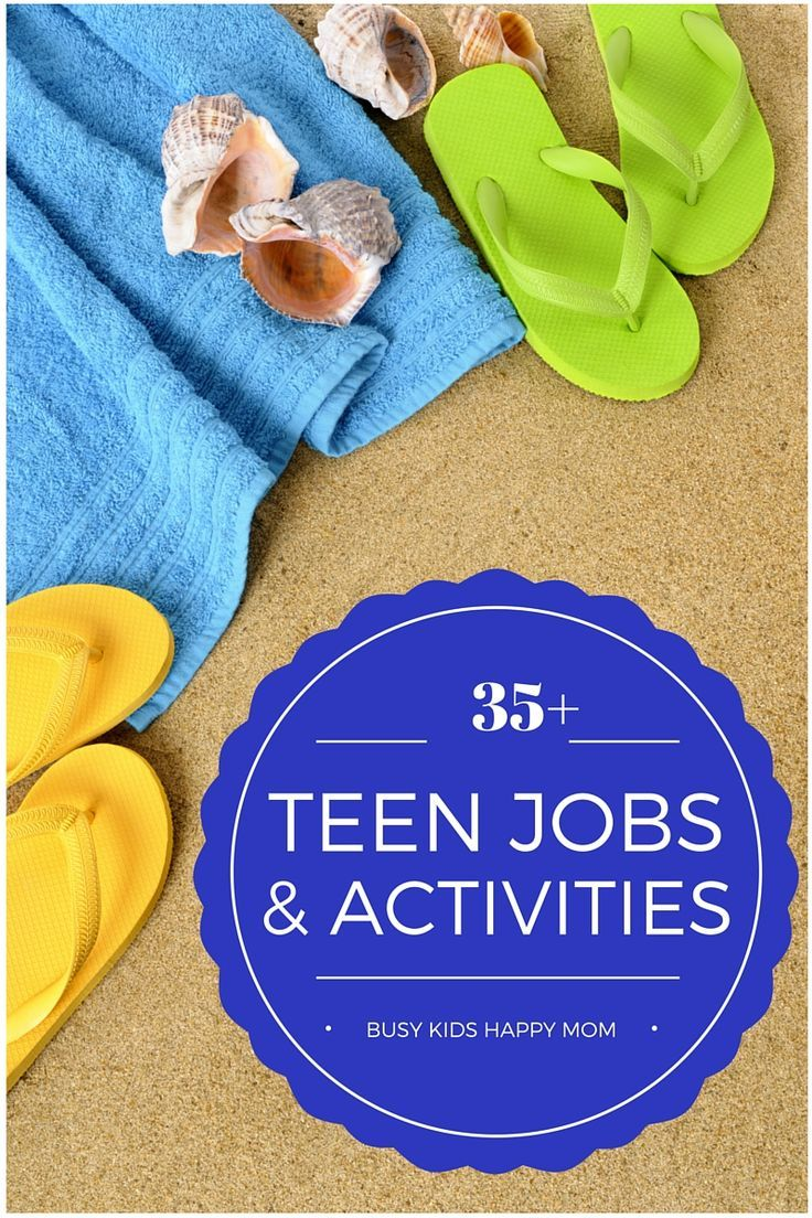 images about good kids looking for ways to keep your teens busy this summer teen jobs activities