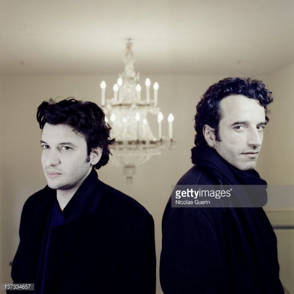 Eric Caravaca & Bruno Todeschini