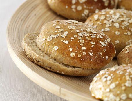 Billede af Sandwichboller med havregryn