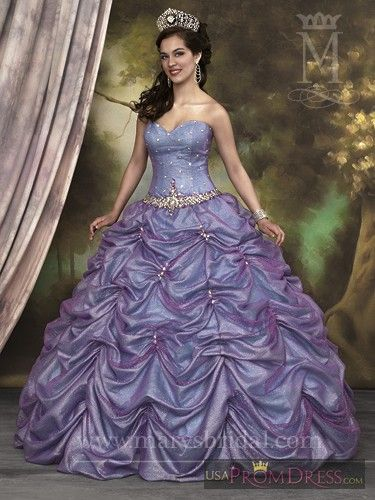 Marys Bridal Quinceanera Style S13-4268 - Marys Bridal S13 ...