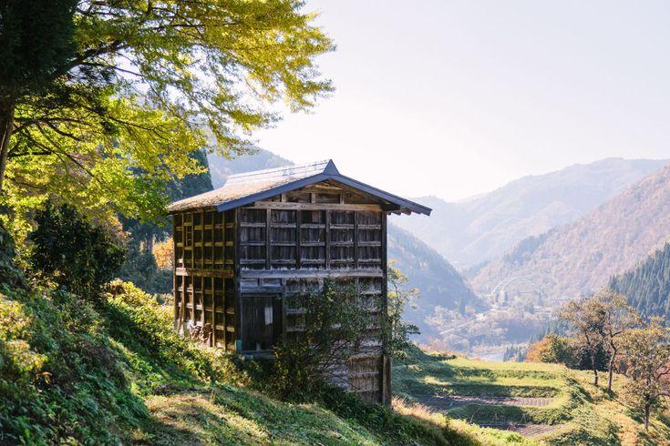 Ben Tynegate · Gifu Prefecture · Divisare