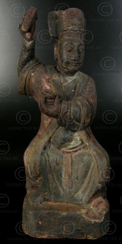 Statue Chinoise YA150D