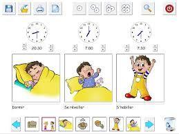 Résultats de recherche d'images pour « pictogramme autisme emploi du temps »