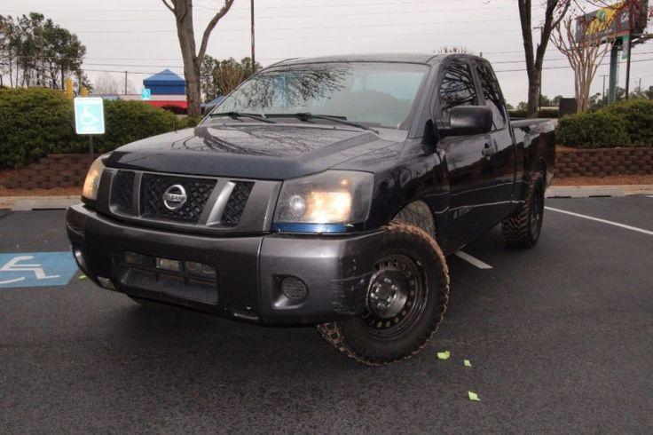 2008 Nissan Titan $8699 http://www.GEORGIALUXURYMOTOR.COM/inventory/view/9804407