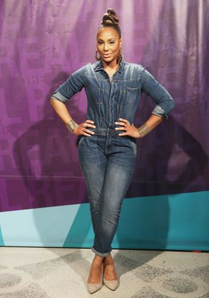 'The Real' Style Breakdown: Jan. 12 - Jan. 16, 2015 - The Real Talk Show Photo Gallery  Tamar in Zara