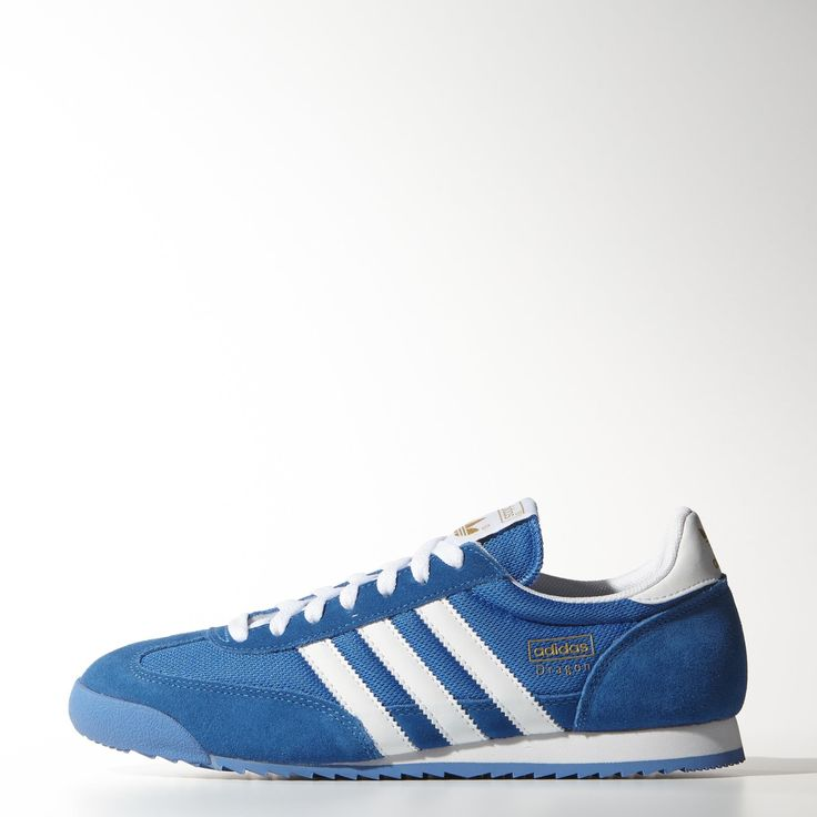 adidas - Dragon shoes in bluebird