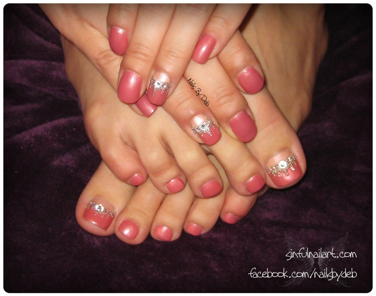 The 32 best Nails By Deb images on Pinterest | Nails magazine, Nail ...