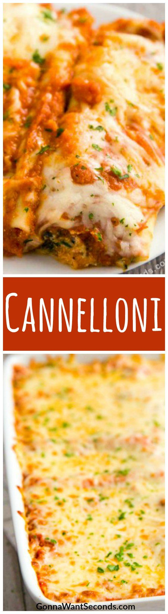 Think you can't pull together a successful stuffed pasta dinner without hours in the kitchen? You can Cannelloni! One simple shortcut makes this is an attainable, impressive Italian feast that will have your guests toasting the chef!