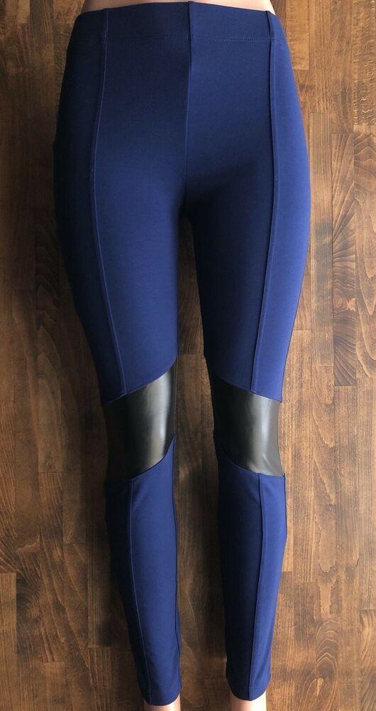 2fbecb42f961d5 Victorias Secret Dark Blue Leggings Size Small #fashion #clothing #shoes  #accessories #womensclothing #leggings (ebay link)