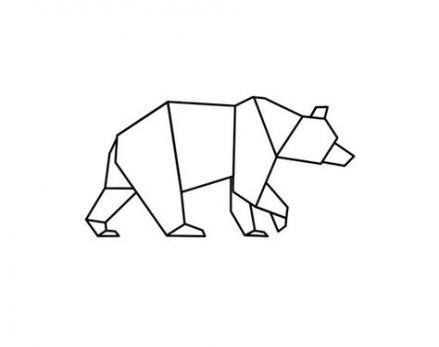 42 ideas for tattoo geometric animal arm geometry