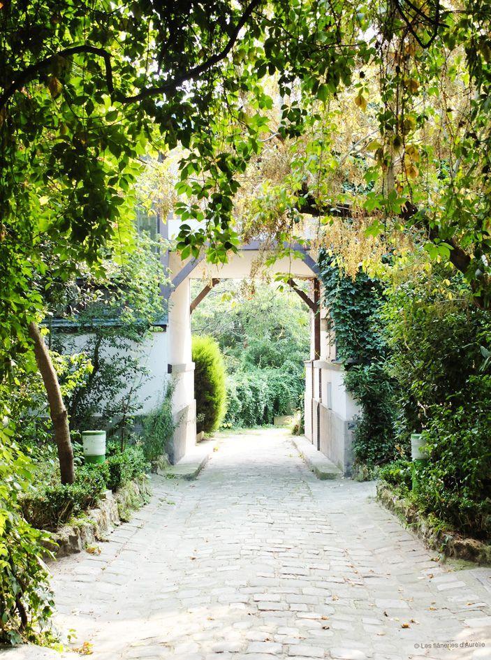La Cité Fleurie 65, Boulevard Arago Paris 75013. La Maison des Artistes