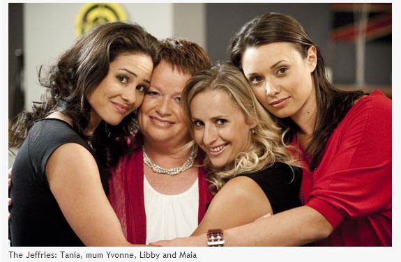 Shortland Street ~ tania, evon, libby and mia