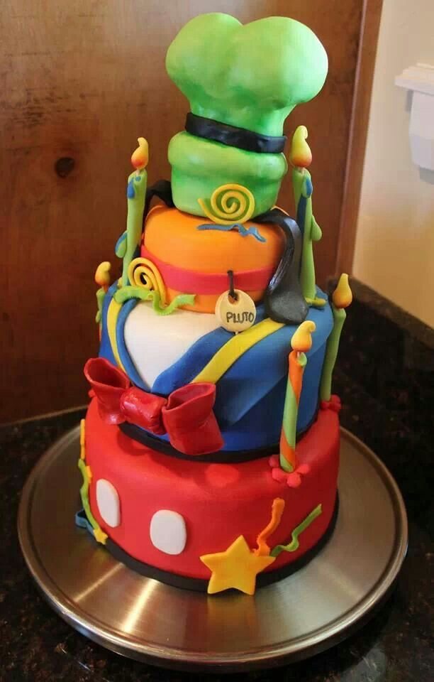 66 best cake disney goofy pluto images on Pinterest Goofy cake