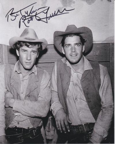ROBERT FULLER signed autographed LARAMIE JESS HARPER w/ JOHN SMITH photo in Entertainment Memorabilia, Autographs-Original, Television   eBay